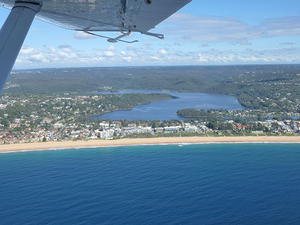 Collaroy Beach, Narrabeen Lakes