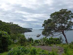 A view from Fisher Bay Walk
